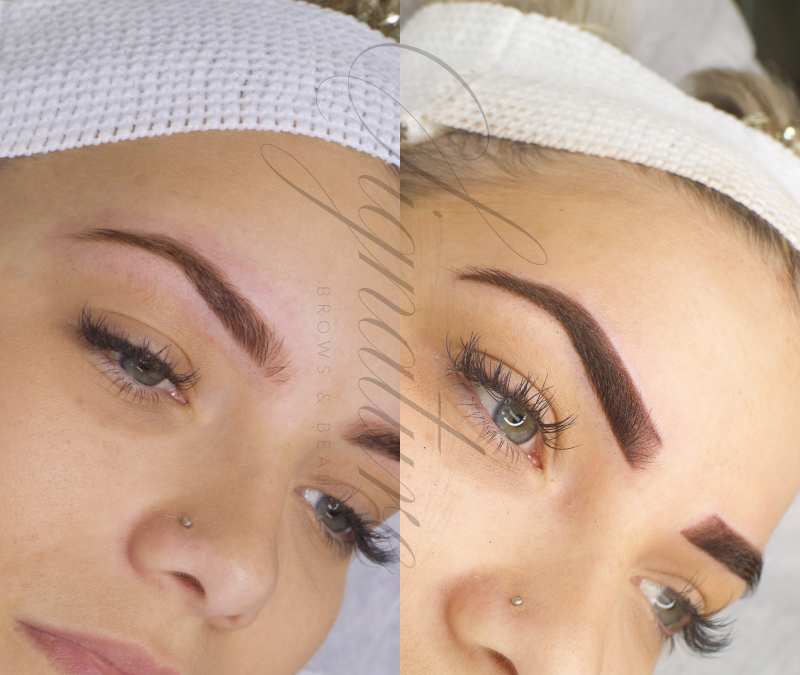 WHICH EYEBROW TECHNIQUE IS THE RIGHT ONE FOR ME?