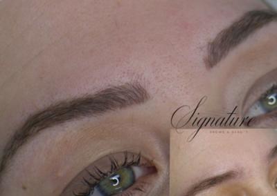 eyebrow microblading Alexandra Headland