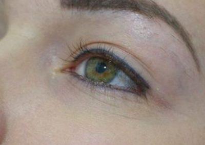 cosmetic eyeliner tattoo
