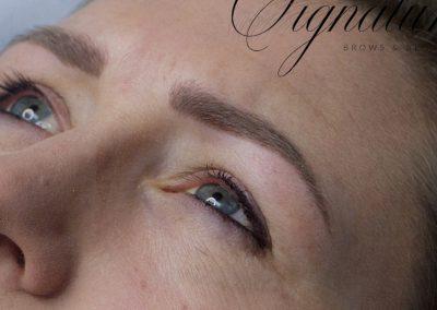 eyebrow microblading Buddina